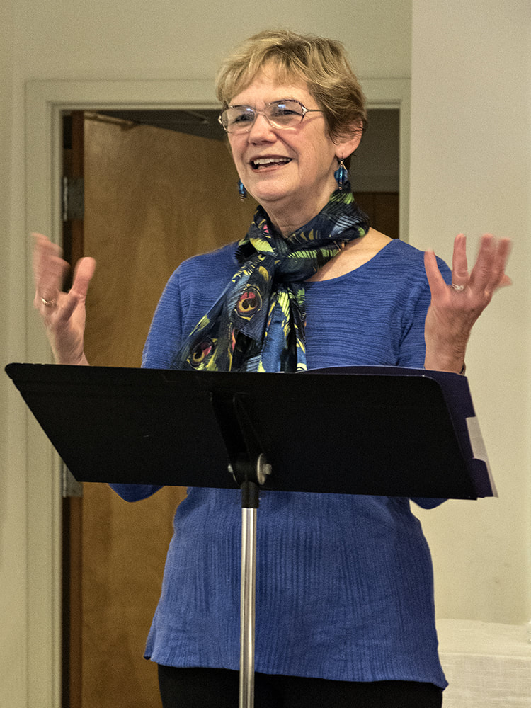 Lexington Book Launch: Songs By Heart Published by Iris Press